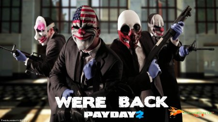 لانچ تریلر Payday 2 Crimewave Edition منتشر شد.