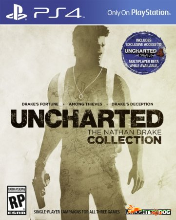 تریلر Uncharted The Nathan Drake Collection همراه تاریخ انتشار