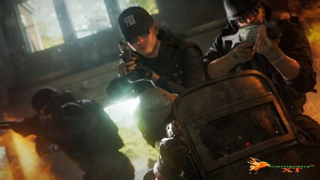 E3 2015:تریلر های Tom Clancy's Rainbow Six Siege