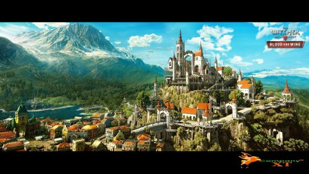 تصاویری از The Witcher 3: Wild Hunt – Blood and Wine منتشر شد.
