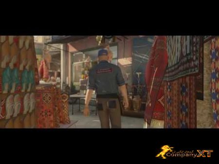 لانچ تریلر HITMAN Episode 3: Marrakesh منتشر شد.