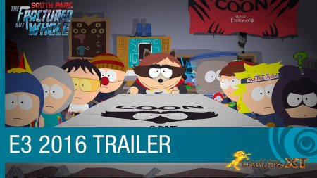 E32016:تریلر بازی South Park: The Fractured But Whole منتشر شد.