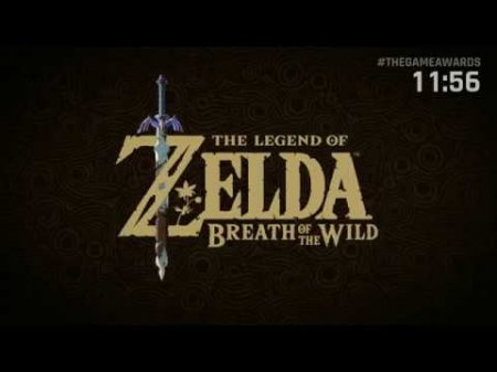 TGA2016:تریلری از The Legend of Zelda: Breath of the Wild منتشر شد.