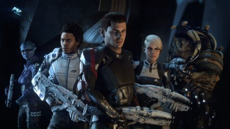 بنچمارک بازی Mass Effect: Andromeda منتشر شد.