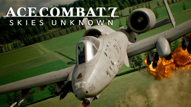 E32017:تریلر Ace Combat 7: Skies Unknown منتشر شد.