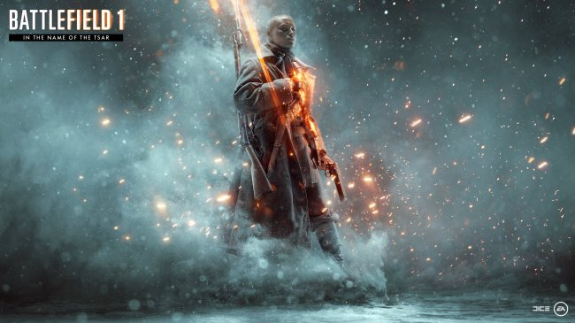 E32017:تریلر DLC بازی Battlefield 1 به نام In the Name of the Tsar منتشر شد.