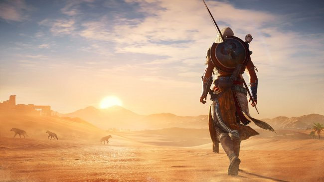 حجم نسخه Xbox one بازی Assassin's Creed: Origins مشخص شد