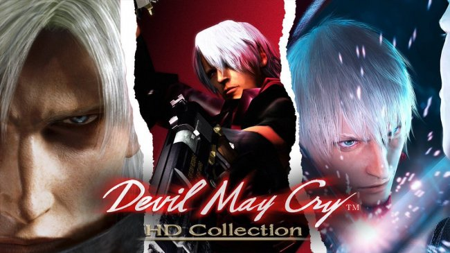 از Devil May Cry HD Collection رونمایی شد
