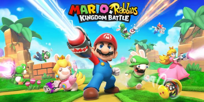 TGA2017:بازی Mario + Rabbids Kingdom Battle به عنوان Best Strategy Game
