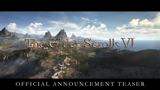 E32018:تیزر تریلر The Elder Scrolls VI منتشر شد