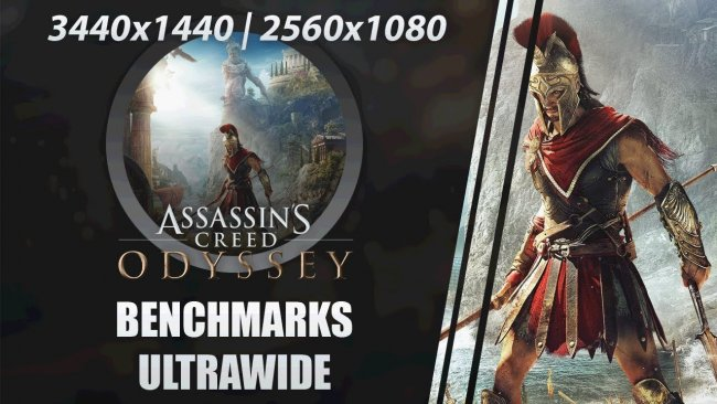 بنچمارک بازی Assassin's Creed Odyssey منتشر شد