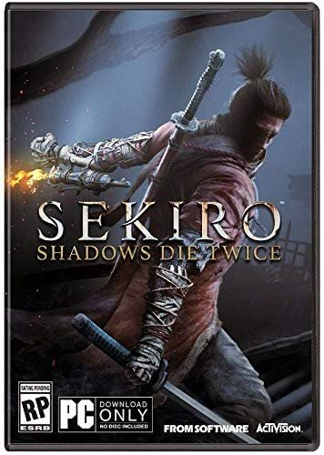 Sekiro: Shadows Die Twice