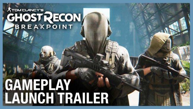 لانچ تریلر بازی Ghost Recon Breakpoint منتشر شد