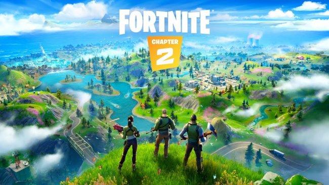 لانچ تریلر Chapter 2 بازی Fortnite منتشر شد
