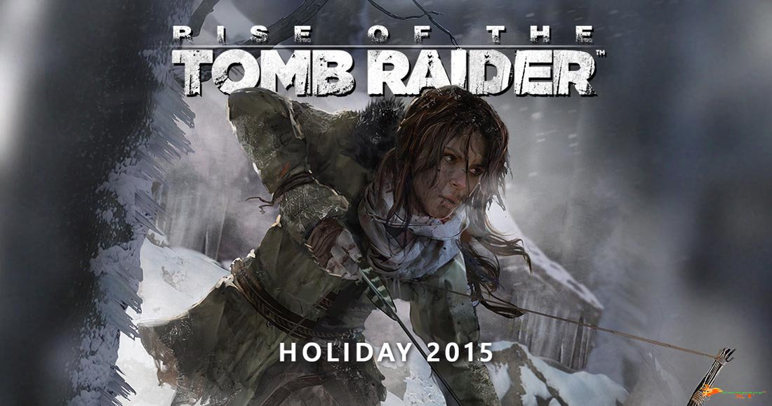 Gamescom 2014: تریلر بازی Rise Of The Tomb Raider