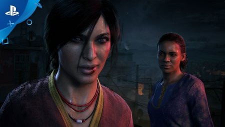 PSX2016:تریلر UNCHARTED: The Lost Legacy  منتشر شد.