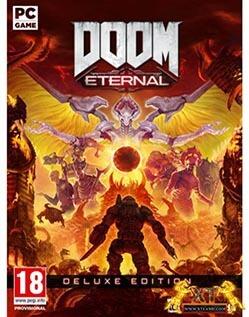 دانلود بازی DOOM Eternal Deluxe Edition برای PC|نسخه اختصاصی سایت