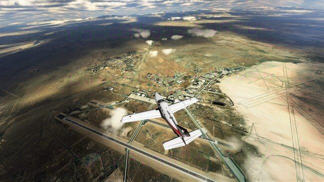 تصاویر زیبایی دیگر از بازی Microsoft Flight Simulator منتشر شدند