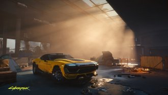 Cyberpunk 2077 Features 29 Car Models in Endless Varieties